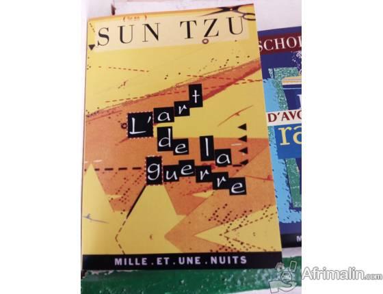 L'ART DE LA GUERRE Auteur SUN TZU