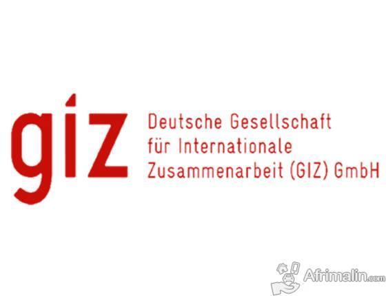 EMPLOI :  GIZ RECRUTE 03 Secrétaire-Comptable