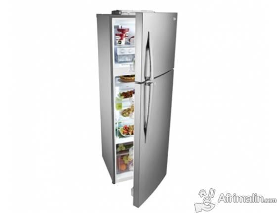 Réfrigérateur 450L No Frost LG GR-B450RLHL - Gris