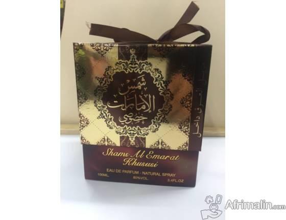 Parfum Shams Al Emirates pour femme