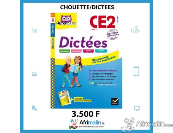 Chouette dictée CE2