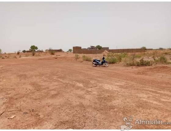 terrain de 600m² à vendre Ouaga 2000 extension