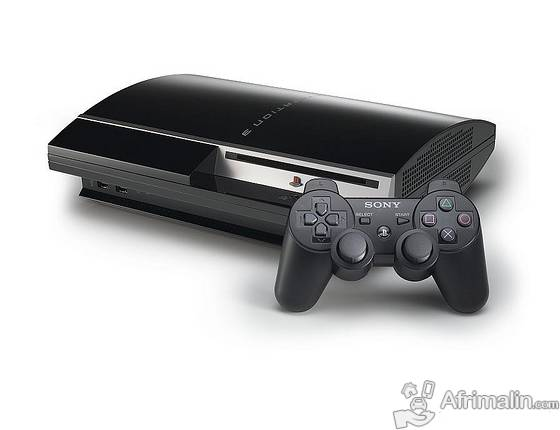 PlayStation 3 à 95.000FCFA