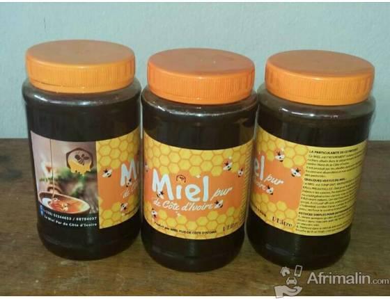 Miel Pur de cote d'ivoire 100 % bio