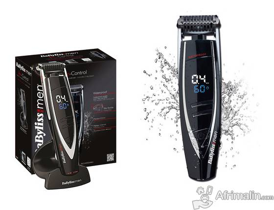 Tondeuse Rechargeable Babyliss
