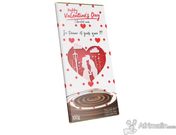 CHOCOLATS SPECIAL SAINT-VALENTIN