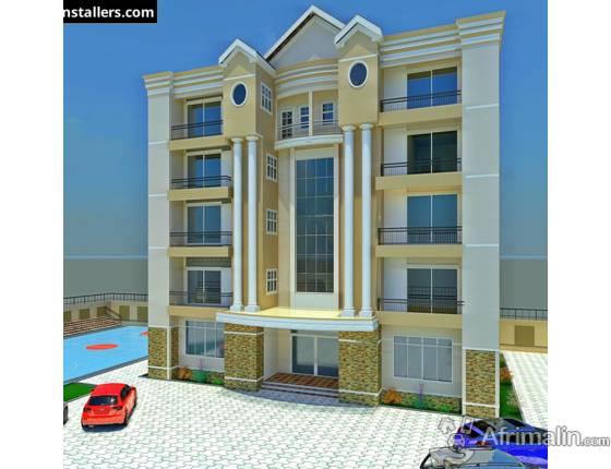 Vente de plans de maison con u aux etats unis conakry for Acheter une maison aux etats unis