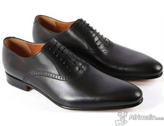 Vente de chaussure d'hommes