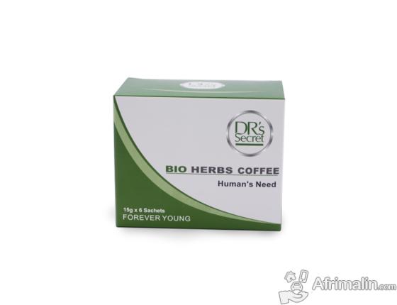 BIO HERBES CAFE  HOMME POUR UNE  PERFORMANCE MASCULINE AU TOP