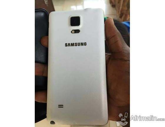 Samsung galaxy note4, neuf.