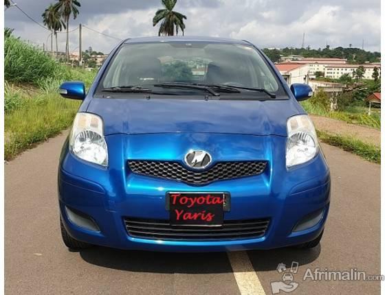 2009 Toyota YARIS 4X4 à Vendre