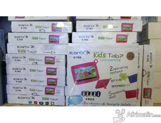 Tablettes Éducatives Pr Enfants ICONIX