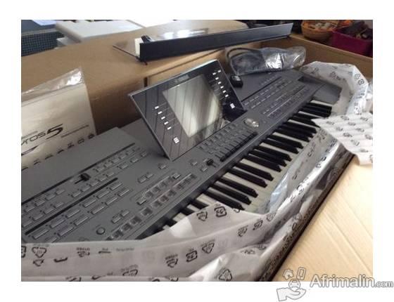 Yamaha Tyros5-76 Keyboard Synthesizer