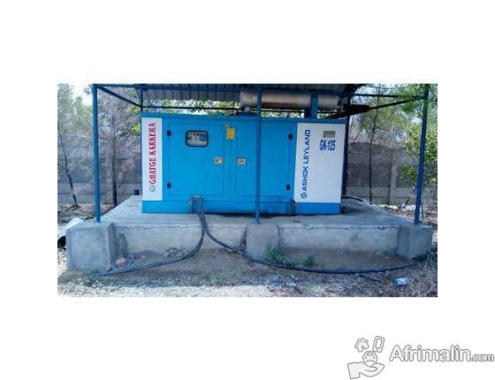 Groupe électrogène LTE service technique
