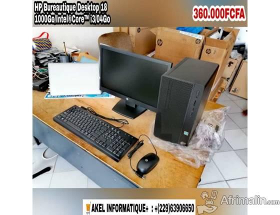 HP Bureautique Desktop 18