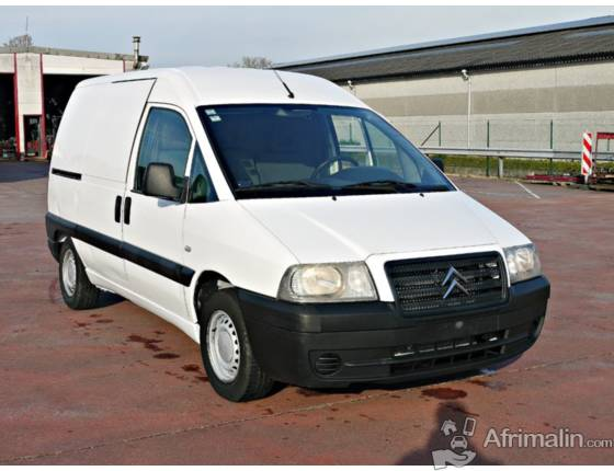 CITROEN  JUMPY ISOTHERMIQUE