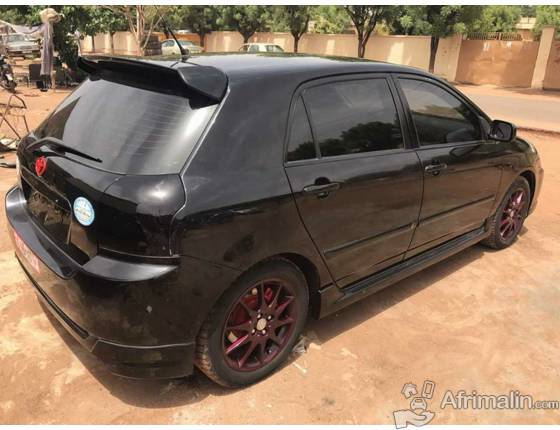 toyota corolla a vendre bamako r gion de bamako mali voitures sur afrimalin. Black Bedroom Furniture Sets. Home Design Ideas