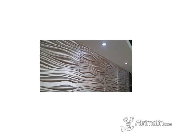 Revêtement mural 3D