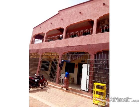 Un appartement d'une chambre salon à louer dans la ZONE C de Ouaga 2000