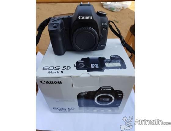 Appareil photo professionnel  CANON  EOS 5D MARK II