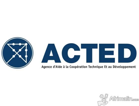 ACTED Recrute  01 CHARGE DE LOGISTIQUE
