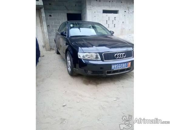 Audi A4 Boite Automatique Abidjan Region D Abidjan Cote D Ivoire