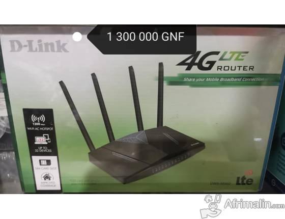 Accessoire Informatique : ROUTEUR 4G lite
