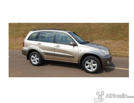 2005 Toyota Rav4 Full Option avec 4WD(4×4) à vendre