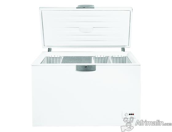 Congélateur Coffre 451L No Frost BEKO HSA 47502