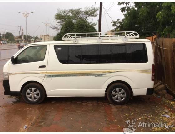 Location minibus ouagadougou
