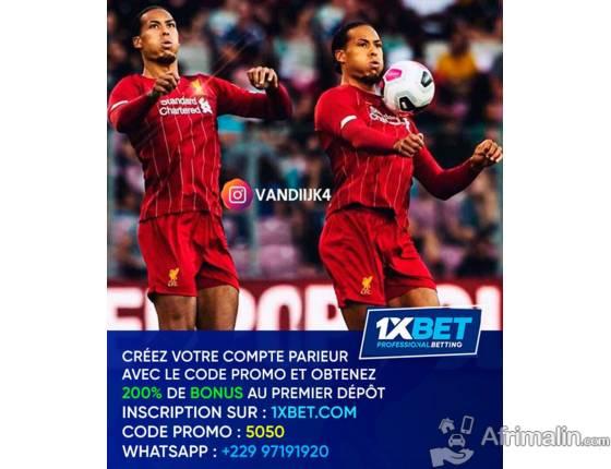 1XBET: Agence de Paris sportifs en ligne