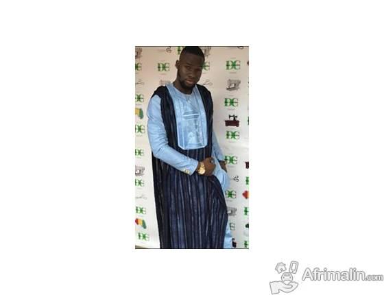 Des tenues africaines en 3 pieces