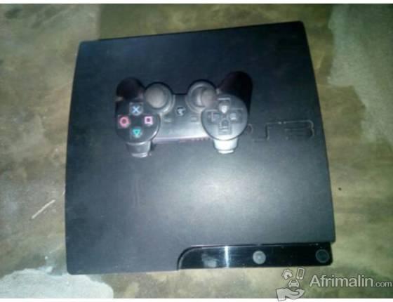 en vente une PS3