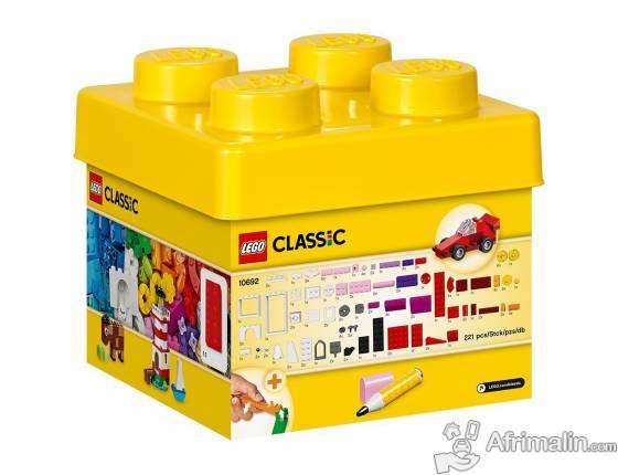 LEGO Classic - 10692 Les Briques Créatives