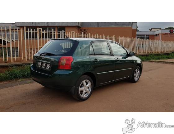 Belle 2005 Toyota Corolla 115 Climatisation A Vendre.