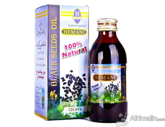 HULE DE NIGELLE (BLACK SEEDS OIL)