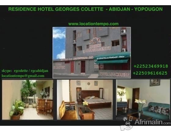 LOCATION DE VACANCES -  STUDIO MEUBLE