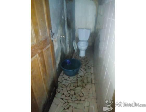Appartement spacieux, bien sécurisé, à louer près du goudron à Douala Omnisport