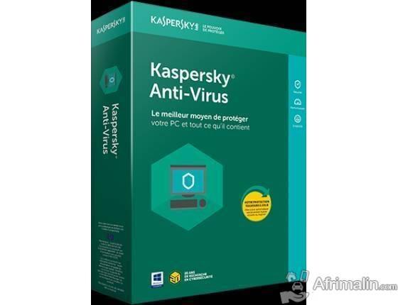 Antivirus Kaspersky 365jours