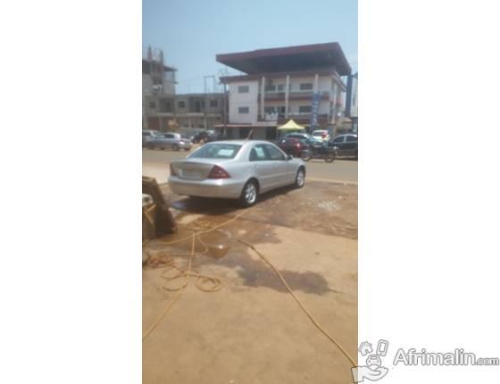 Mercedes C220 diesel climatisée mécanique
