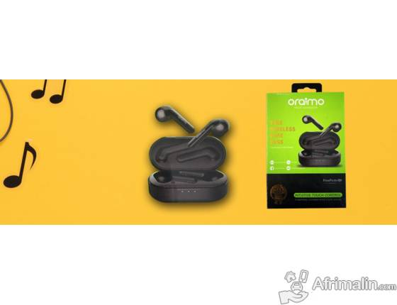 ECOUTEURS: Oreillette Bluetooth ORAIMO OEB-E96D