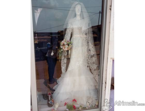 Robe de mariage yaounde
