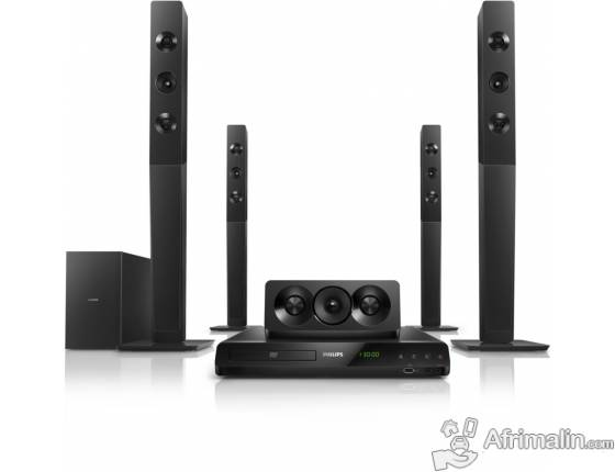 Home Cinéma + Bluetooth PHILIPS HTD5580