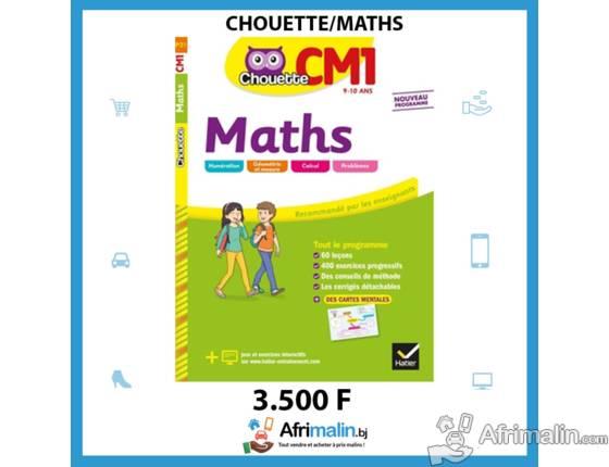 Chouette Maths CM1