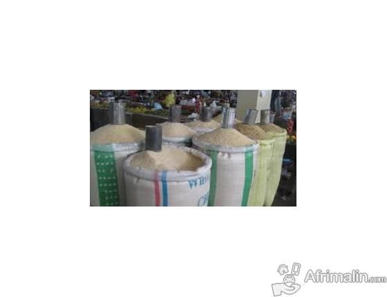 riz local en vente