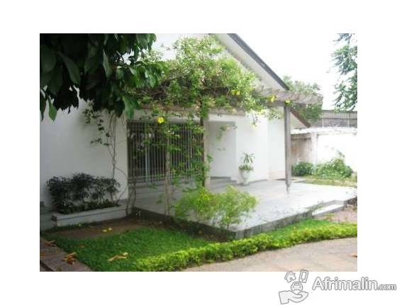 Maison  Louer  Kinshasa Rgion De Kinshasa Rpublique