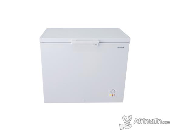 Congélateur Coffre 440L SHARP SCF-K440H