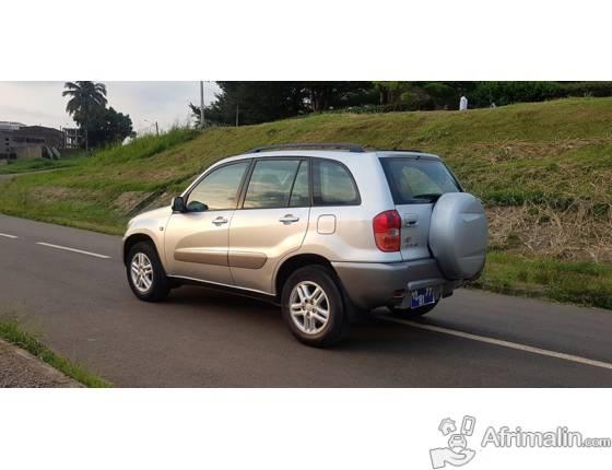 2004 Toyota Rav4 Full Option + 4WD(4×4) a vendre