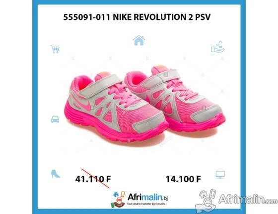 Nike Revolution 2 PSV, Chaussures de Running Mixte Enfant