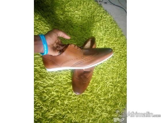 Chaussures grandes pointures